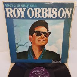 "ROY ORBISON - There Is Only One, HAU 8252, 12""LP, MONO, purple LONDON AMERICAN SERIES label"