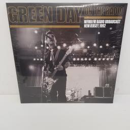 GREEN DAY - On The Radio, 2x12 inch LP, limited edition. LETV048LP