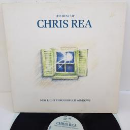 "CHRIS REA - New Light Through Old Windows The Best of Chris Rea , WX 200, 243 841-1, 12""LP, COMP."
