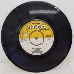 "BLUES IMAGE - Ride Captain Ride, B side - Pay My Dues, 7""single, 2091-009, yellow/white label"