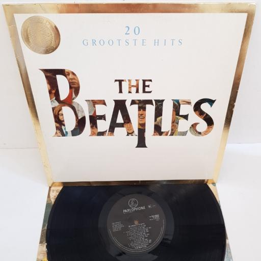 """THE BEATLES - 20 Grootste Hits GREATEST HITS, 1A 064.54249, 12""""LP, COMP."""