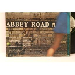 "THE BEATLES, Abbey Road. PCS7088 Miss-aligned ""APPLE"" on rear sleeve, NO ""HER MAJESTY"""