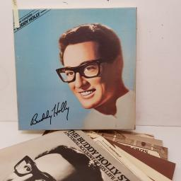 "BUDDY HOLLY - the complete Buddy Holly. CDMSP807, 6xVinyl, 12""LP"