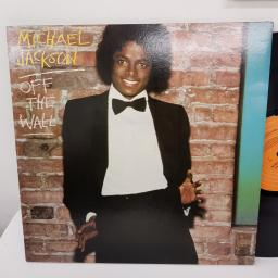 "MICHAEL JACKSON- Off the wall. EPC83468, 12"" LP"