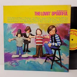 "THE LOVIN' SPOONFUL - greatest hits of the lovin'spoonful. 2361002, 12""LP"