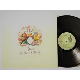 QUEEN, a night at the opera. First USA pressing on ELECTRA 7E-1053
