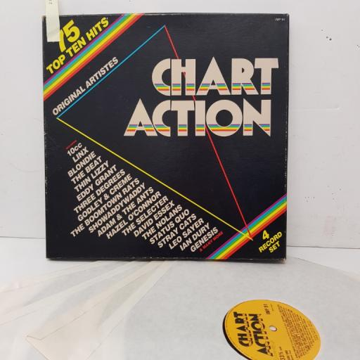 "Chart action. IMP91, 4x Vinyl, 12"" LP."
