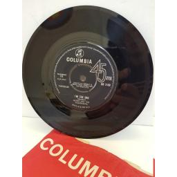 "GERRY AND THE PACEMAKERS - i'm the one. DB7189, 7"" single."