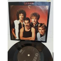 "QUEEN - radio ga ga. QUEEN1, 7"" single"
