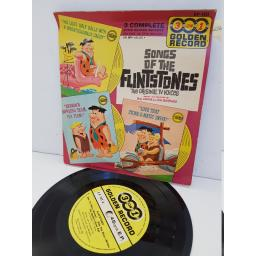 "THE FLINTSTONES - songs of the flintstones. EP103, 7"" single"