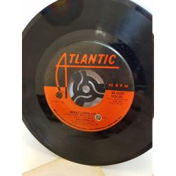 "LED ZEPPELIN - living loving maid/ whole lotta love. 452690, 7"" single"