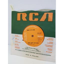 "MIDDLE OF THE ROAD - chirpy chirpy cheep cheep. RCA2047, 7"" single"