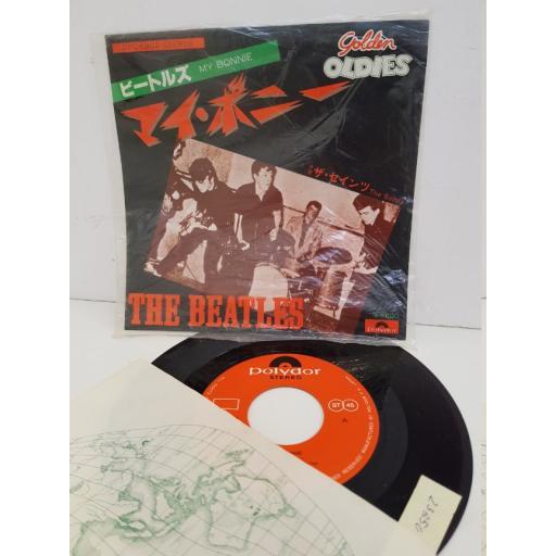"""THE BEATLES - my bonnie/ the saints. DPQ6903, 7"""" single"""