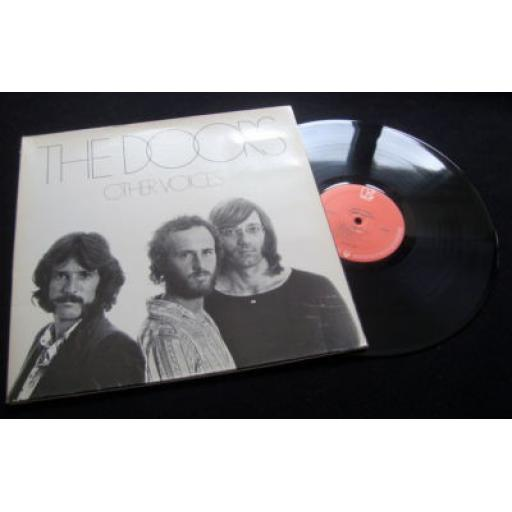 THE DOORS other voices ELK42104