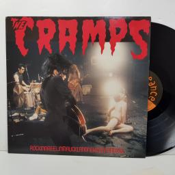 "THE CRAMPS - rockin n reelin In auckland newzealand XXX. C669, 12""LP"