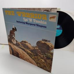 "IPI 'N TOMBIA FEATURING MARGARET SINGANA - the warrior. GAL6000, 12""LP"