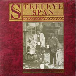 STEELEYE SPAN ten man mop or mr reservoir butler rides again, gatefold with centre attached booklet, PEG 9