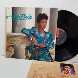 "ANITA BAKER - giving you the best that i got. EKT49, 12""LP"