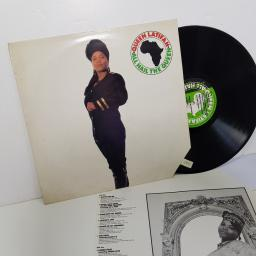 "QUEEN LATIFAH - all hail the queen. GEEA5, 12""LP"