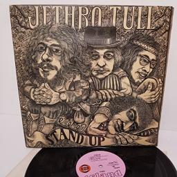 "JETHRO TULL, stand up, ILPS 9103, 12"" LP"