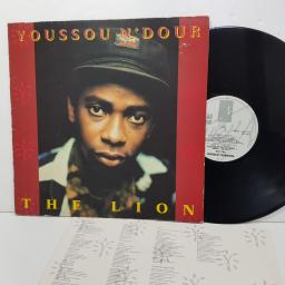 "YOUSSOU N'DOUR - the lion. V2584, 12""LP"