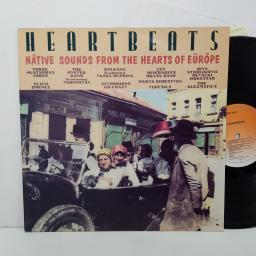 "COMPILATION - heart beats. SPD1029, 12""LP"