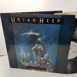"URIAH HEEP - anthology. RAWLP012, 2x12""LP"