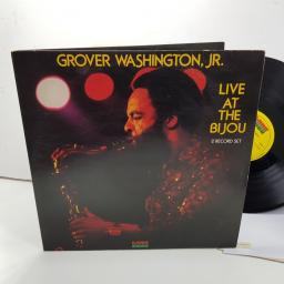 "GROVER WASHINGTON JR. - live at the bijou. SOULD002, 2x12""LP"