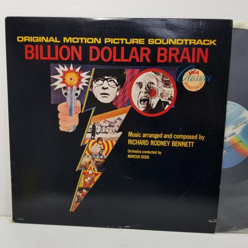 "RICHARD RODNEY BENNETT - billion dollar baby ( original motion picture baby ). MCA25091, 12""LP"