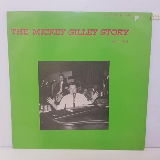 "MICKEY GILLEY - the mickey gilley story. CL1014, 12""LP"