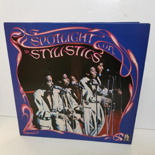 "THE STYLISTICS - spotlight on the stylistics, 6641622, 2x12""LP"