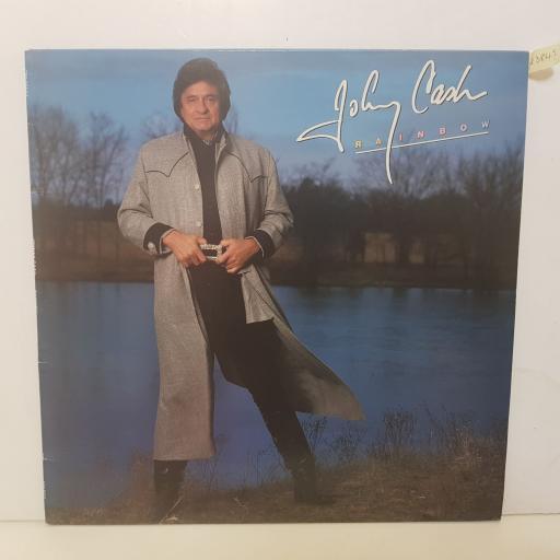"JOHNNY CASH - rainbow. 26689, 12""LP"