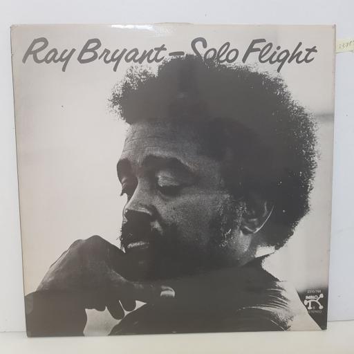 "RAY BRYANT - solo flight. 2310798, 12""LP"