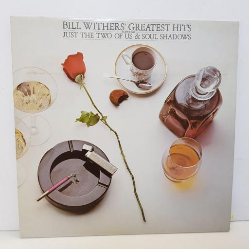 "BILL WITHERS - bill wither's greatest hits. 32343, 12""LP"
