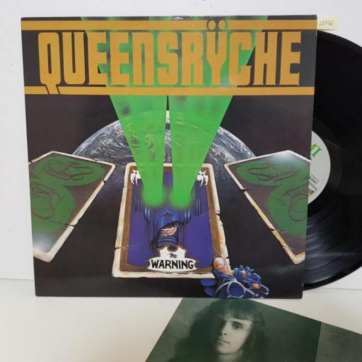"""QUEENSRYCHE - the warning. EJ2402201, 12""""LP"""
