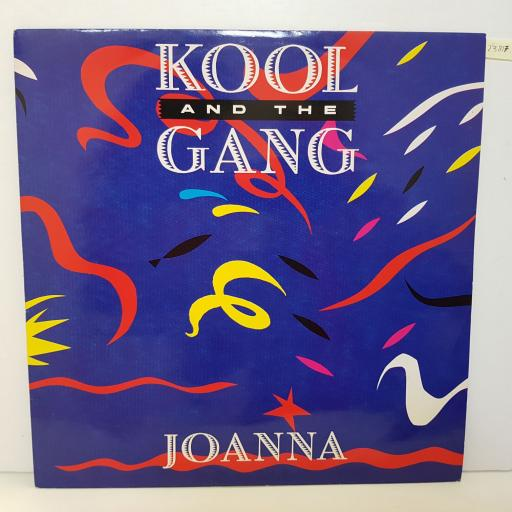 "KOOL & THE GANG - joanna. DEX16, 12""LP"