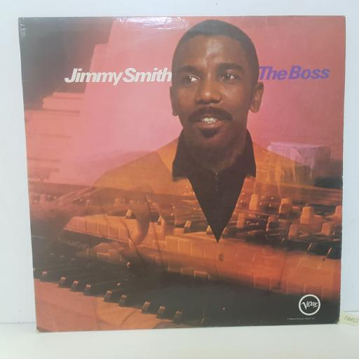 "JIMMY SMITH - the boss. VLP9247, 12""LP"