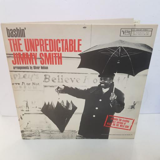 "JIMMY SMITH - bashin' the unpredictable jimmy smith. 2304481, 12""LP"