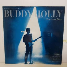 "BUDDY HOLLY - true love ways STAR 2339 000 12"" LP."