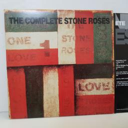 "THE STONES ROSES - the complete stone roses ORELP 535 000 12"" LP."