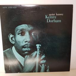 "KENNY DORHAM - quiet kenny OJC 250 000 12"" LP."