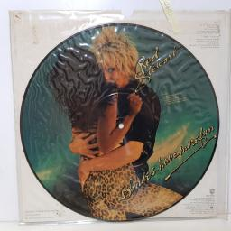 "ROD STEWART - blondes have more fun BSP 3276 12"" LP."