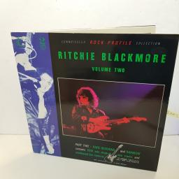 "RITCHIE BLACKMORE - volume two RP VSOP143 12"" LP."
