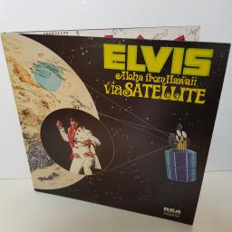 "ELVIS - aloha from hawaii via satellite. DPS 2040 000 12""LP"