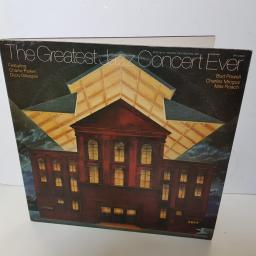 "THE GREATEST JAZZ CONCERT EVER. 24024 000 12""LP"
