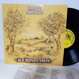 "HARVEY ANDREWS - old man mother earth LBEE 004 000 12"" LP."
