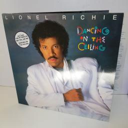 "LIONEL RICHIE - dancing on the ceiling ZL72412 000 12"" LP."
