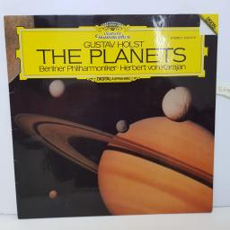 "GUSTAV HOLST - the planets 2532019 0000 12"" LP."