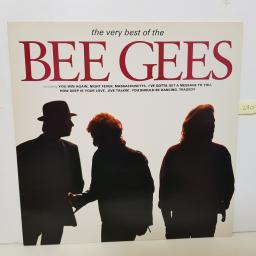 "BEE GEES - the very best of the 8473391 000 12"" LP."