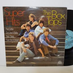 "THE BOX TOPS - super hits MBLL 129 000 12"" LP."